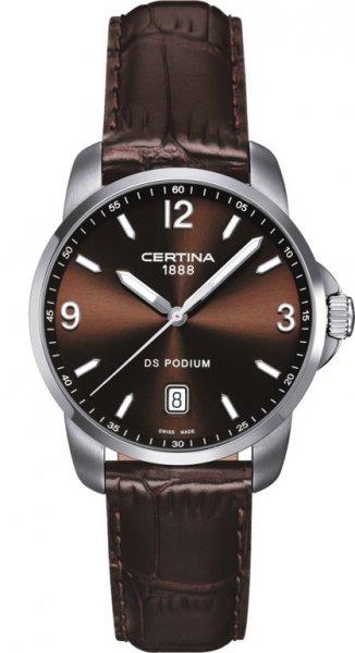 Zegarek Certina  C001.410.16.297.00 - duże 1