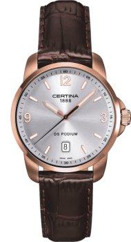 zegarek DS Podium Certina C001.410.36.037.01