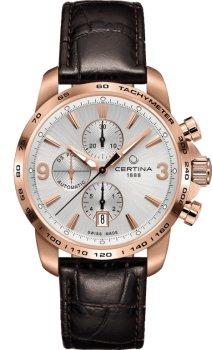 zegarek DS Podium Chronograph Automatic Certina C001.427.36.037.00