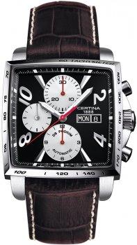zegarek DS Podium Square Automatic Chrono Certina C001.514.16.057.00
