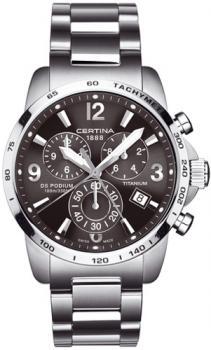 zegarek męski Certina C001.617.44.087.00