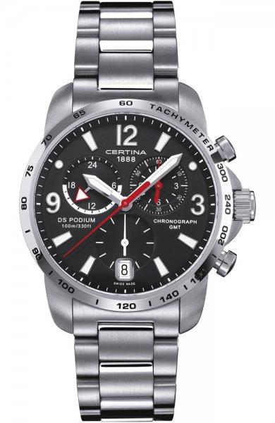 Zegarek Certina C001.639.11.057.00 - duże 1