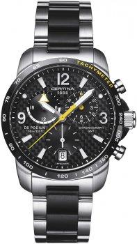 zegarek DS Podium Chronograph GMT Certina C001.639.22.207.01