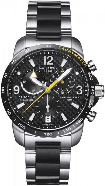 Zegarek Certina C001.639.22.207.01 - duże 1