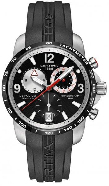 Zegarek Certina C001.639.27.057.00 - duże 1
