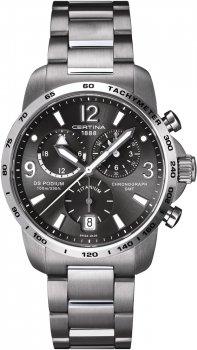 zegarek męski Certina C001.639.44.087.00