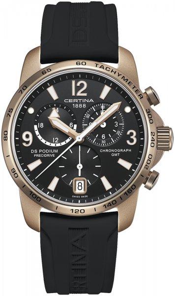 Zegarek Certina C001.639.97.057.04 - duże 1