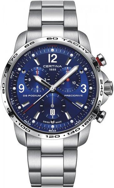 Zegarek Certina C001.647.11.047.00 - duże 1