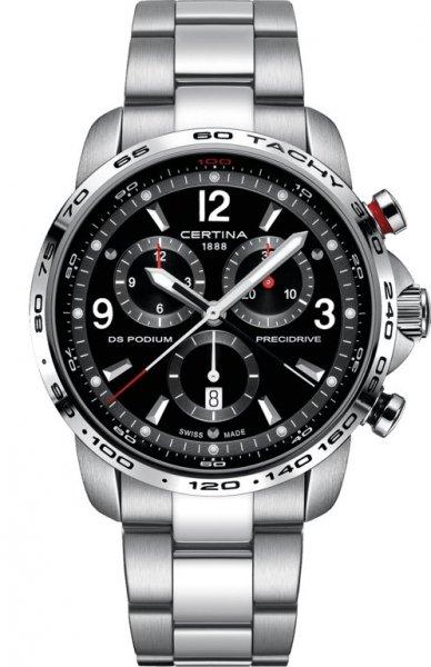 Zegarek Certina C001.647.11.057.00 - duże 1
