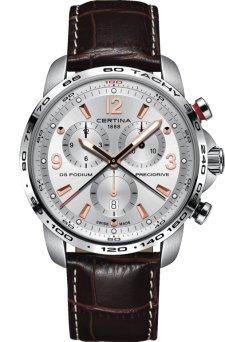 zegarek DS Podium Chronograph 1/100 sec Certina C001.647.16.037.01