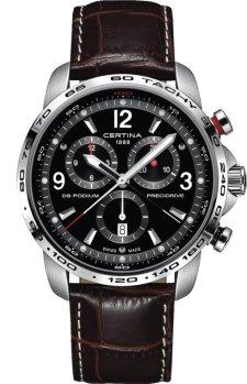 zegarek  DS Podium Chronograph 1/100 sec Certina C001.647.16.057.00