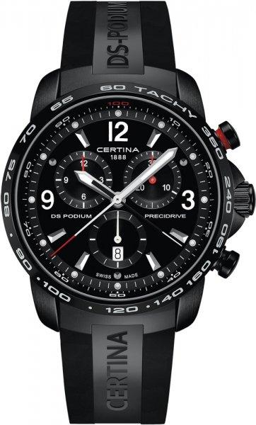 Zegarek Certina C001.647.17.057.00 - duże 1