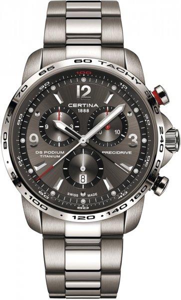 Zegarek Certina C001.647.44.087.00 - duże 1