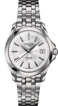 zegarek damski Certina C004.210.44.036.00