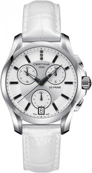Zegarek damski Certina ds prime C004.217.16.036.00 - duże 1