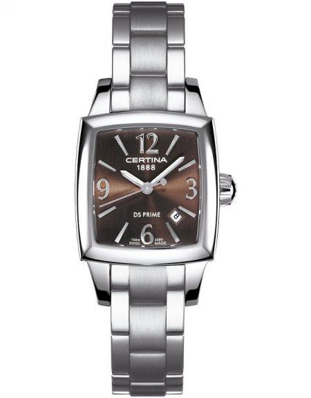 Zegarek damski Certina ds prime C004.310.11.297.00 - duże 1