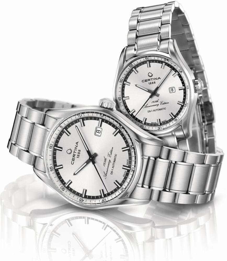 Zegarek męski Certina ds-1 C006.407.11.031.99 - duże 1