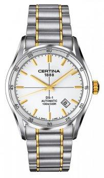 zegarek męski Certina C006.407.22.031.00