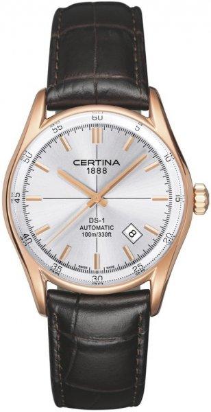 Zegarek męski Certina ds-1 C006.407.36.031.00 - duże 1