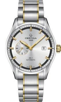 zegarek męski Certina C006.428.22.031.00