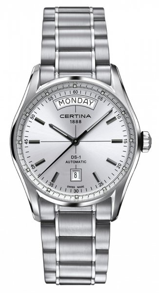 Zegarek Certina C006.430.11.031.00 - duże 1