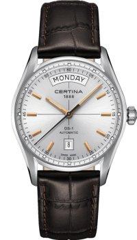 zegarek męski Certina C006.430.16.031.00