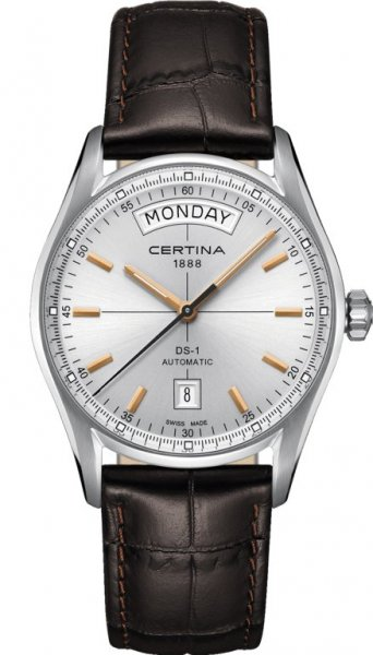 Certina C006.430.16.031.00 DS-1 DS-1 Automatic Day-Date