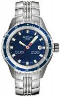 Zegarek męski Certina ds blue ribbon C007.410.11.041.00 - duże 1