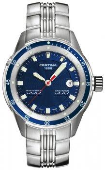 zegarek męski Certina C007.410.11.041.00