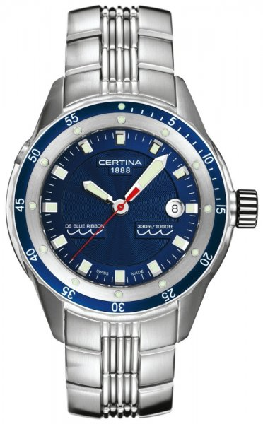 Zegarek Certina C007.410.11.041.00 - duże 1
