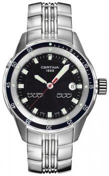 zegarek męski Certina C007.410.11.051.00