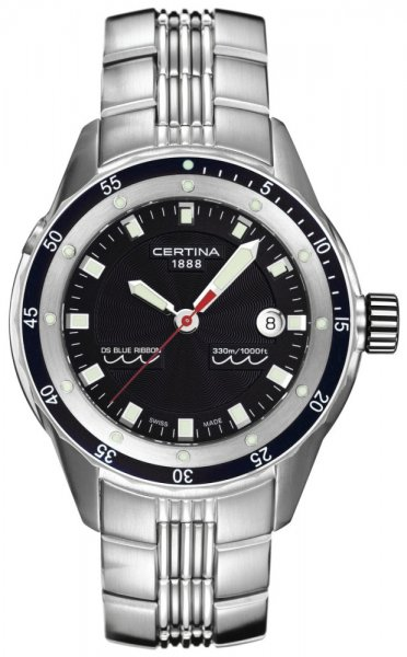 Zegarek Certina C007.410.11.051.00 - duże 1