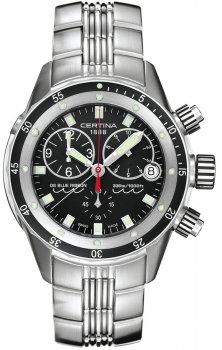 zegarek męski Certina C007.417.11.051.00