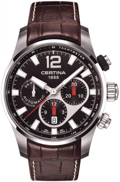 Zegarek męski Certina ds prince C008.427.16.057.00 - duże 1