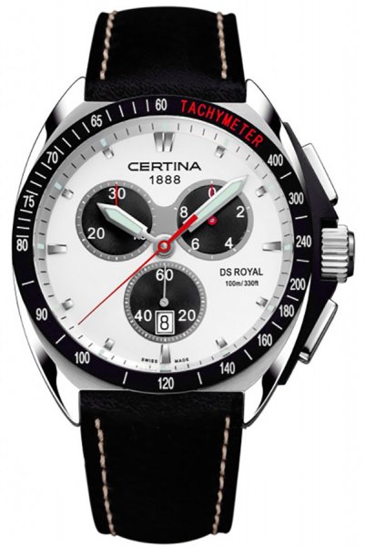 Zegarek Certina C010.417.16.031.00 - duże 1