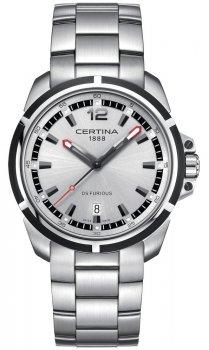 zegarek męski Certina C011.410.21.037.00