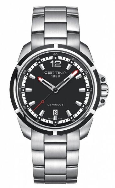 Zegarek Certina C011.410.21.057.00 - duże 1