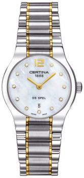 zegarek damski Certina C012.209.22.116.00