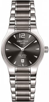 zegarek damski Certina C012.209.44.087.00