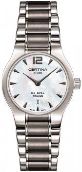zegarek damski Certina C012.209.44.117.00