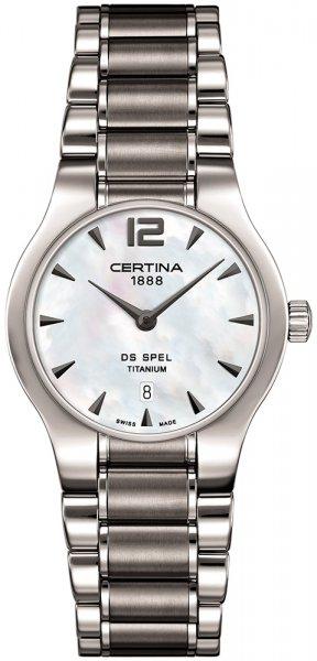 Zegarek damski Certina ds spel C012.209.44.117.00 - duże 1