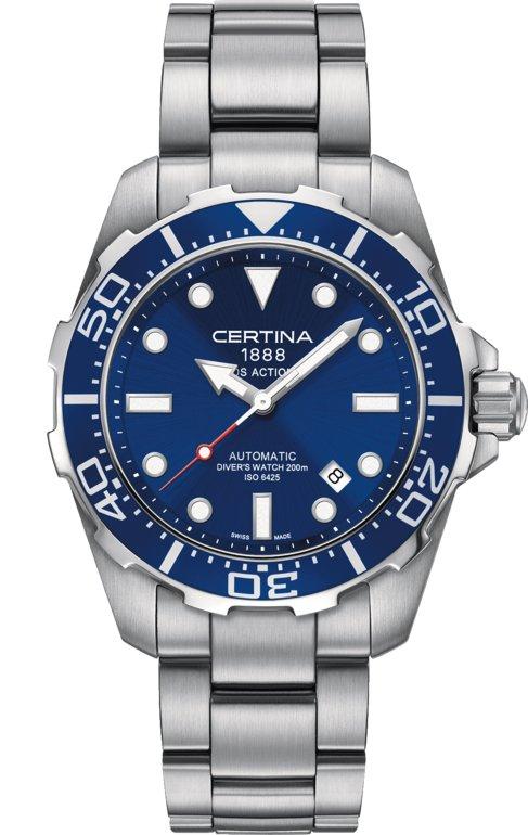 C013.407.11.041.00 - zegarek męski - duże 3