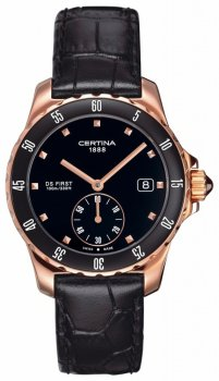 zegarek damski Certina C014.235.36.051.00