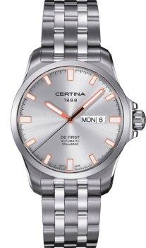 zegarek męski Certina C014.407.11.031.01