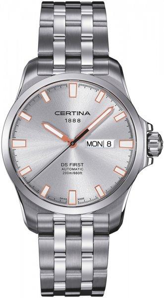 Zegarek Certina C014.407.11.031.01 - duże 1