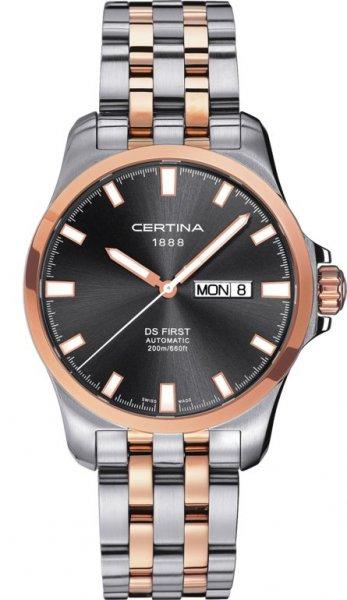 C014.407.22.081.00 - zegarek męski - duże 3