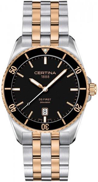 Zegarek Certina C014.410.22.051.00 - duże 1