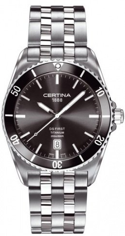 Zegarek Certina C014.410.44.081.00 - duże 1