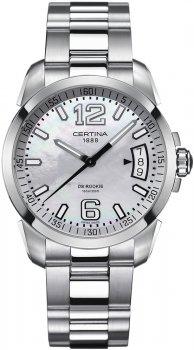 zegarek męski Certina C016.410.11.117.00