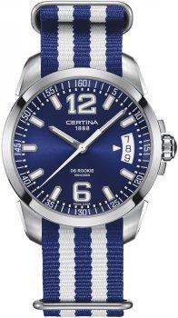 zegarek męski Certina C016.410.18.047.00